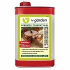 Teak olej V-garden  0,75l